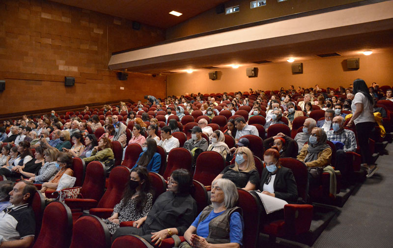 Կայացավ «Իրանի ժամանակակից կինոյի օրերը Հայաստանում» ծրագիրը