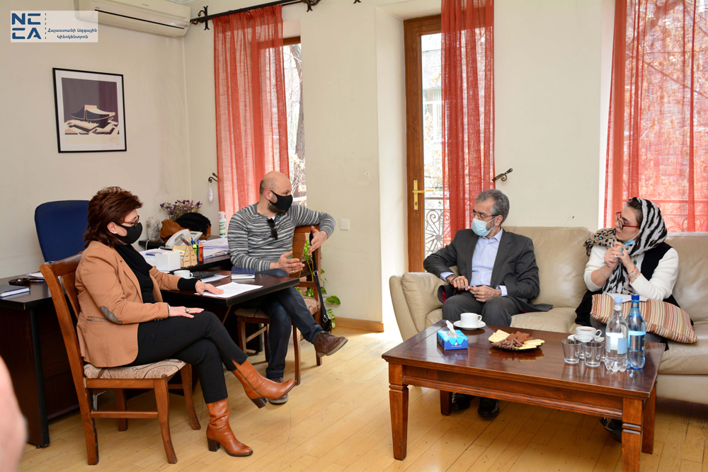 Շարունակվում է հայ-իրանական կինոհամագործակցությունը